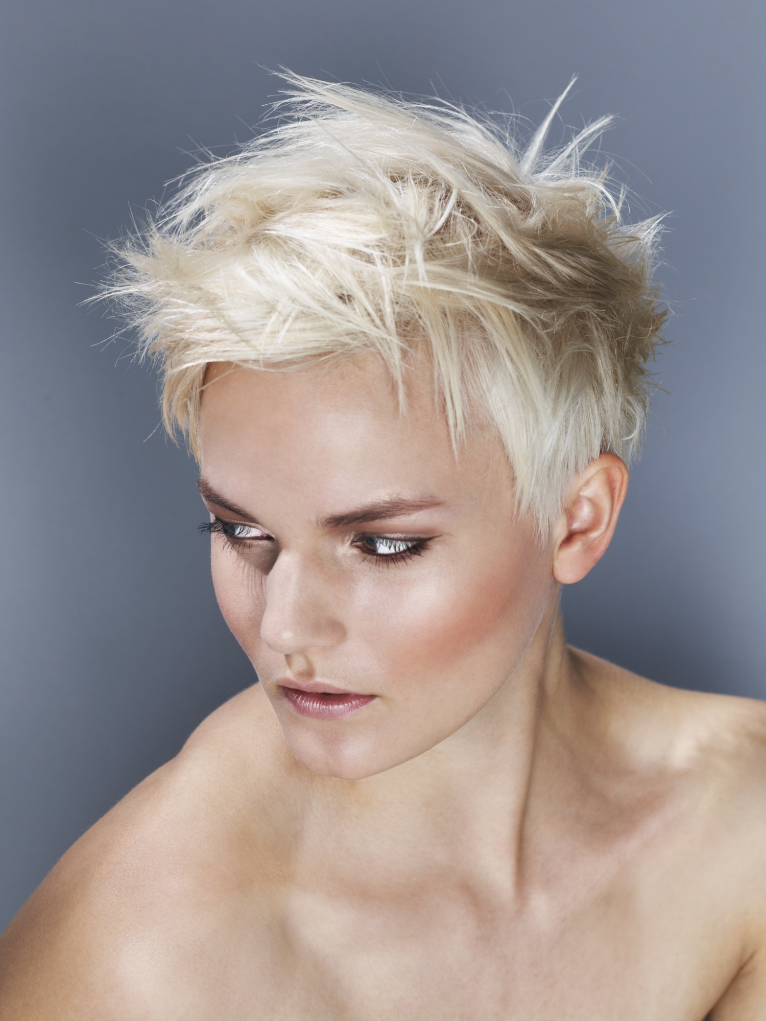 Short Hairstyles With Side Shaved Short Hairstyles for Women and Man