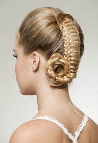 wedding hair pinterest