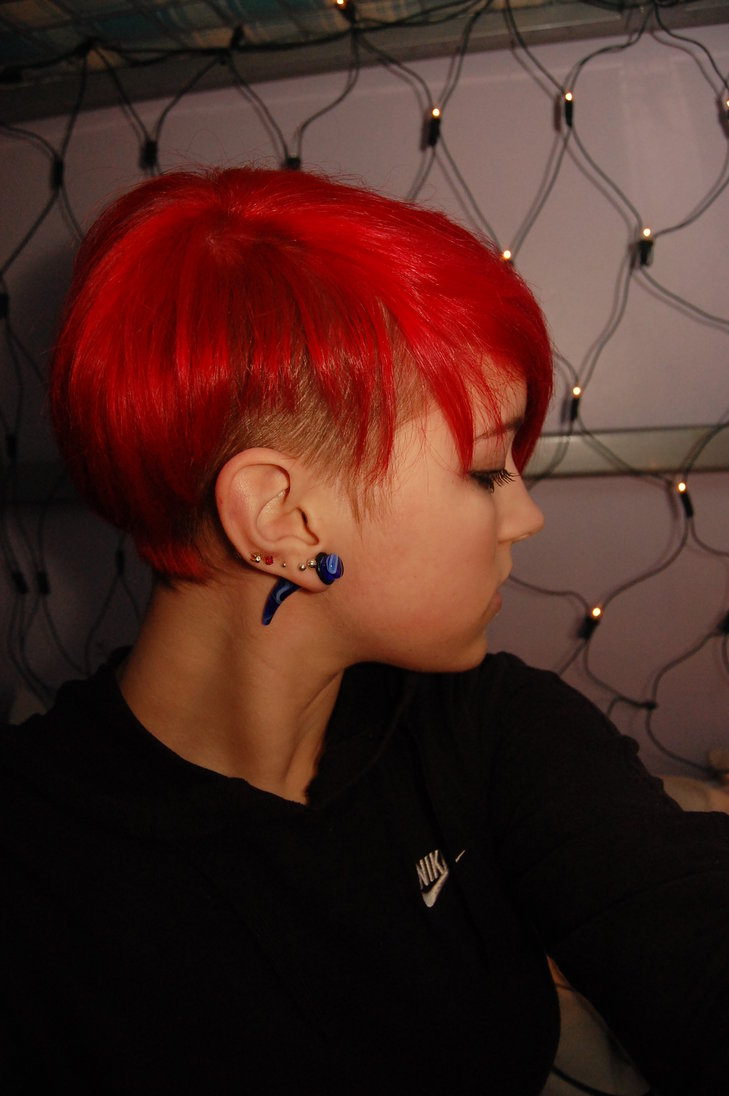 Short Red Hair Hairstyles Hair Photo Com