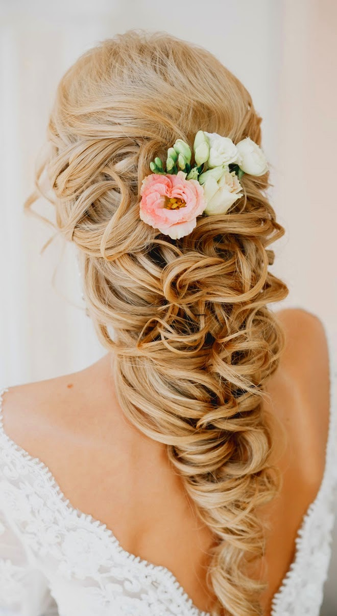 Wedding Hairstyles For Long Hair Hairstyles Hair Photo