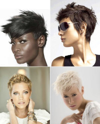 2015 Short spiky hairstyles trends – Hairstyles mag