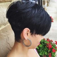 Cute Bob Haircut for Thick Hair