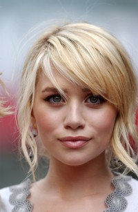 Ashley Olsen bangs