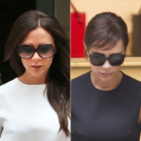 Celebrity Hairstyle Changes | Victoria Beckham