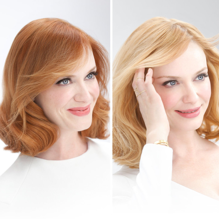 Celebrity Changes | Christina Hendricks