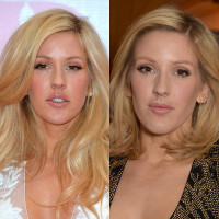 Celebrity Hairstyle Changes New Look | Ellie Goulding