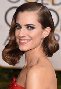 Celebrity Hair Ideas Allison Williams