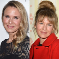 Celebrity Hairstyle Changes Renée Zellweger