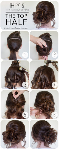 How to : the top half