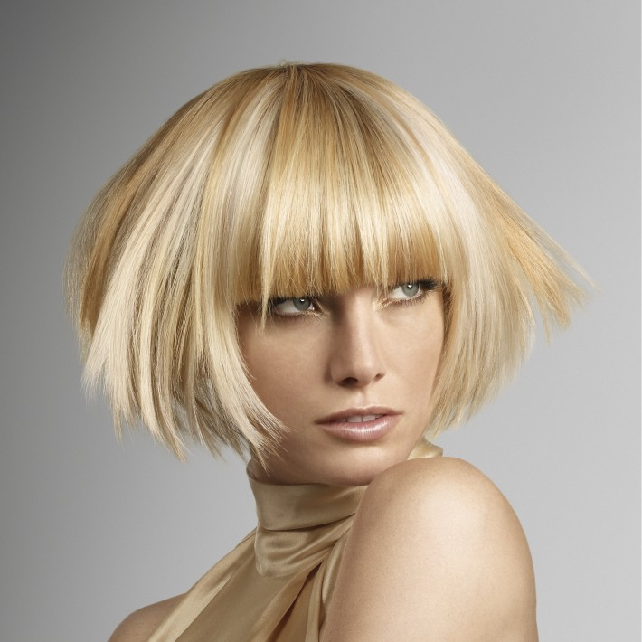 Fantastic Golden Blond Hairstyle Cleopatra Hairstyles Hair Photo Com Short Hairstyles For Black Women Fulllsitofus