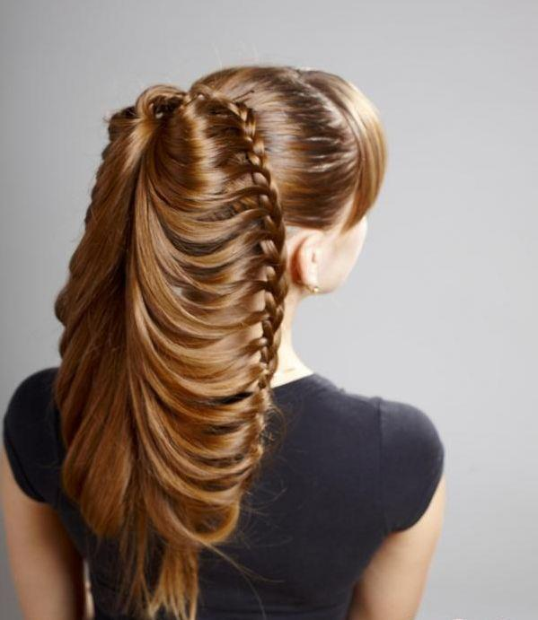 unusual braid