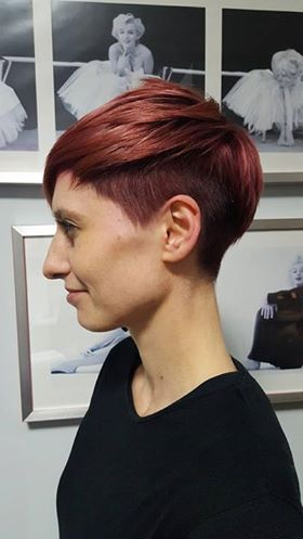 Short Red Hair Bob Hairstyles Hair Photocom