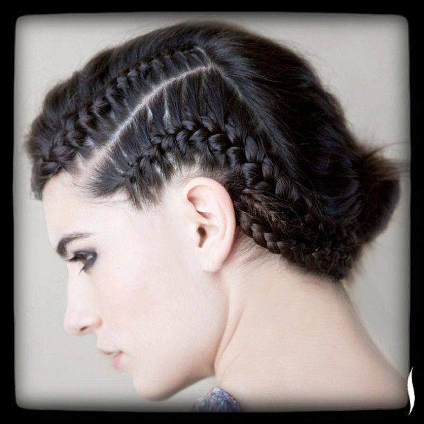 Man's braids for girls