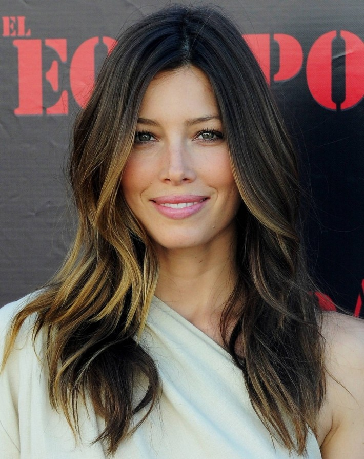 Long Wavy Brown Hair With Blonde Highlights Hairstyles Hair