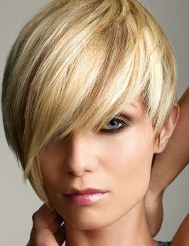 Caramel Blonde Short Haircut Hairstyles Hair Photo Com