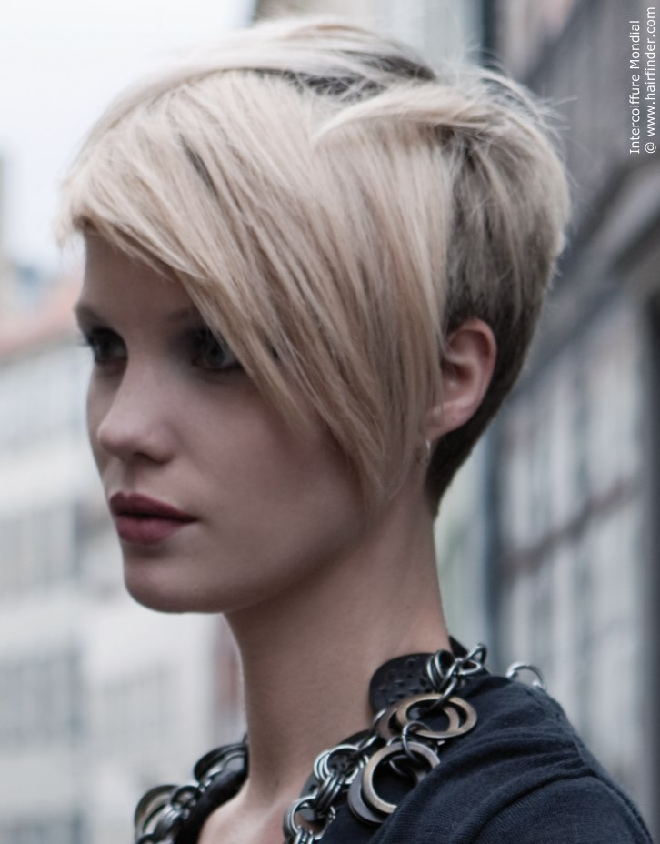 Short Hairstyles Stacked In Back Short Back Bobbed Gallery 2 Of