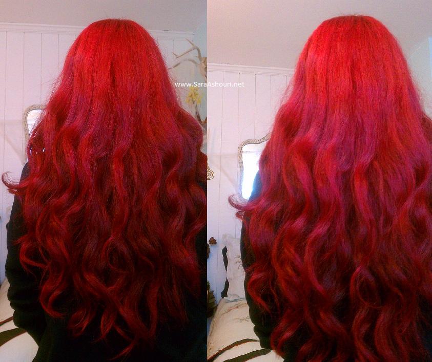 bright red long hair | Hairstyles | Hair-photo.com